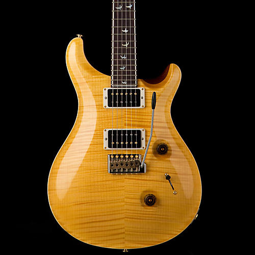 PRS 30th Anniversary Custom 24 Figured Maple 10 Top Electric Guitar Honey