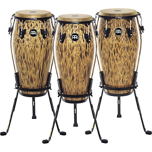 Meinl 30th Anniversary Edition Marathon Classic Series Conga with Steely II Stand-thumbnail