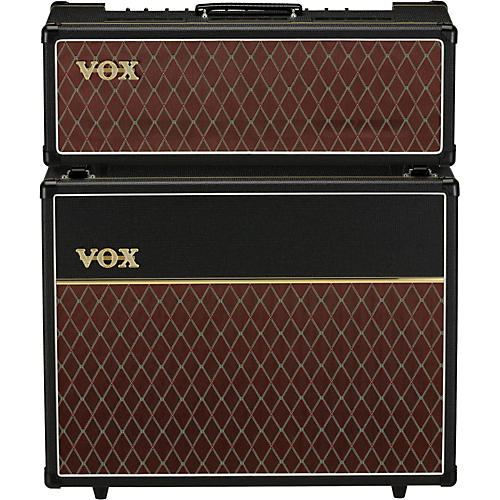 Vox 30w Custom Tube Guitar Amp Head with 2x12 Cabinet-thumbnail