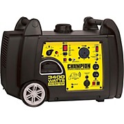 Champion Power Equipment 3100/3400 Watt Portable Gas-Powered Remote Start Inverter Generator