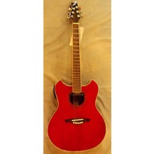Wechter Guitars 3102 Acoustic Electric Guitar
