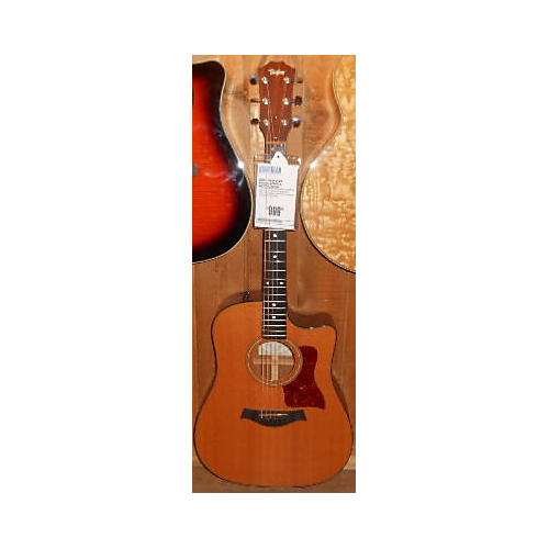 Taylor 310CE Acoustic Electric Guitar Natural