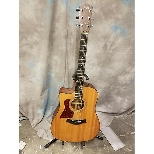 used taylor 310ce left handed acoustic electric guitar guitar center. Black Bedroom Furniture Sets. Home Design Ideas