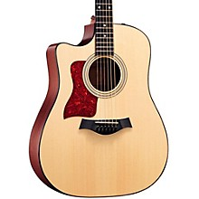 Taylor 310ce-L Sapele/Spruce Dreadnought Left-Handed Acoustic-Electric Guitar