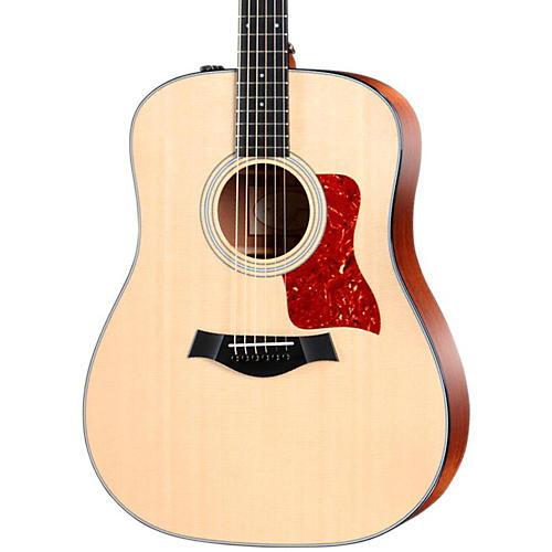 Taylor 310e Sapele/Spruce Dreadnought Acoustic-Electric Guitar-thumbnail