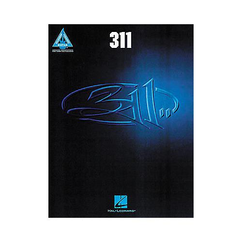 Hal Leonard 311 Guitar Book-thumbnail