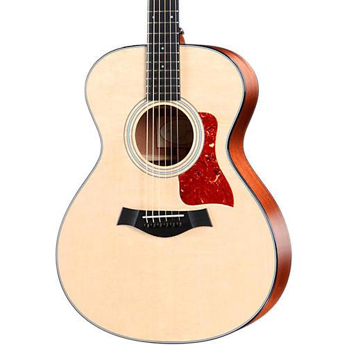 Taylor 312 Sapele/Spruce Grand Concert Acoustic Guitar Natural