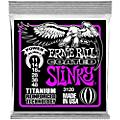 Ernie Ball 3120 Coated Titanium Power Slinky Electric Guitar Strings  Thumbnail