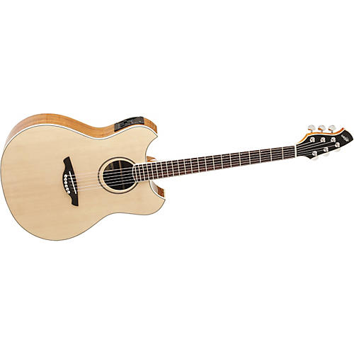 Wechter Guitars 3120T Pathmaker Thin Line Ovankol Acoustic-Electric Guitar-thumbnail