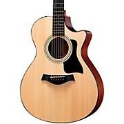 Taylor 300 Series 312ce Grand Concert Acoustic-Electric Guitar