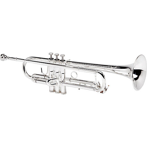 B&S 3137 Challenger II Series Bb Trumpet with Reverse Leadpipe-thumbnail