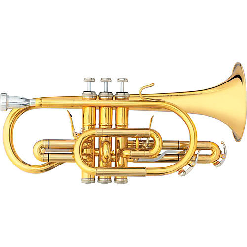 B&S 3142 Challenger I Series Bb Cornet Lacquer