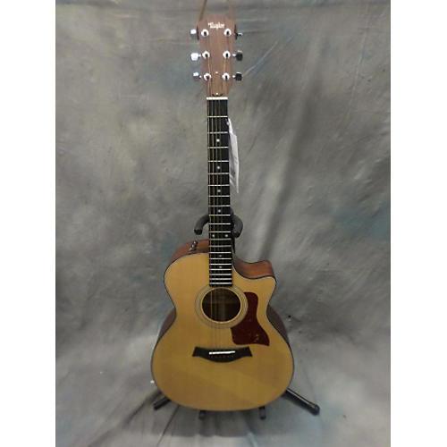 Taylor 314CE Natural Acoustic Electric Guitar