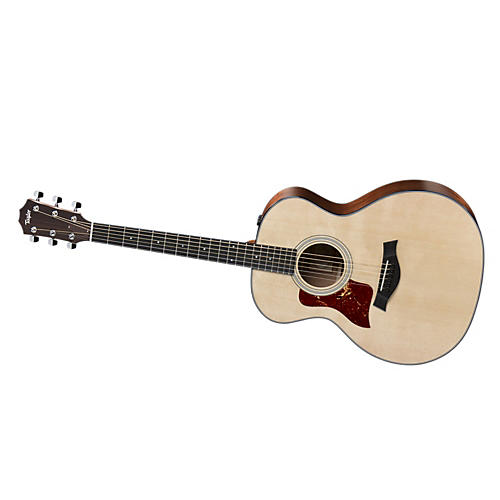 Taylor 314e-L Sapele/Spruce Grand Auditorium Left-Handed Acoustic-Electric Guitar Natural