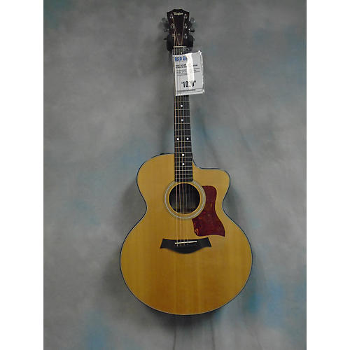 used taylor 315ce acoustic electric guitar guitar center. Black Bedroom Furniture Sets. Home Design Ideas