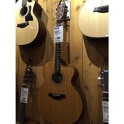 Taylor 315ce L4 Natural Acoustic Electric Guitar-thumbnail