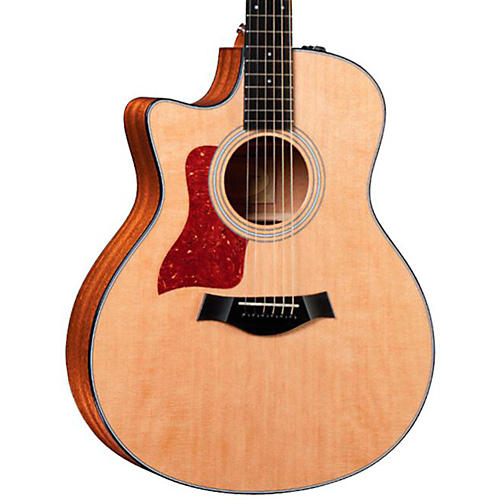 Taylor 316ce-L Sapele/Spruce Grand Symphony Left-Handed Acoustic-Electric Guitar-thumbnail