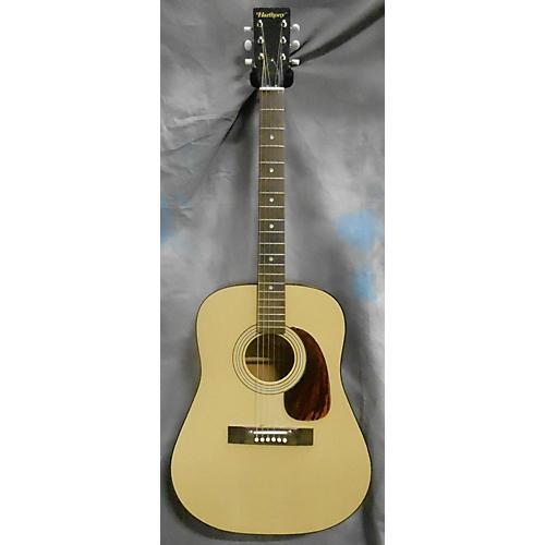 HARMONY 319 Acoustic Guitar-thumbnail