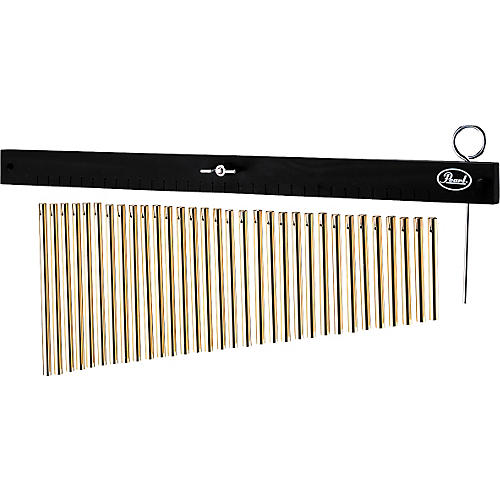 Pearl 32-Bar Gold Windchimes with CH70 Cymbal Holder