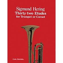 Carl Fischer 32 Etudes for Trumpet or Cornet