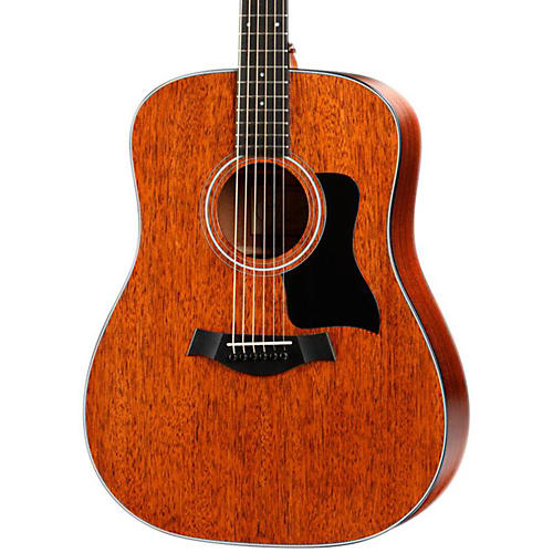 Taylor 320 Dreadnought Acoustic Guitar Sapele Back/Sides Mahogany Top Natural