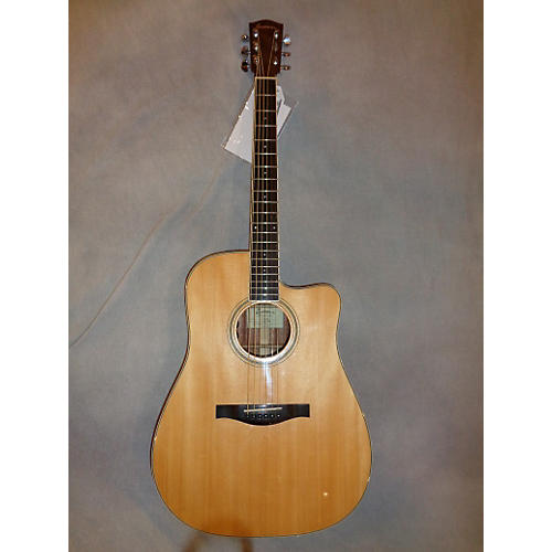 Eastman 320CE Acoustic Electric Guitar-thumbnail