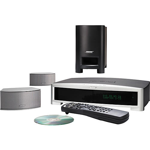 Bose 321 GS Series II DVD Home Entertainment System