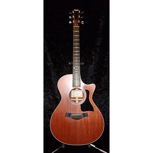 Taylor 322CE Acoustic Electric Guitar Mahogany