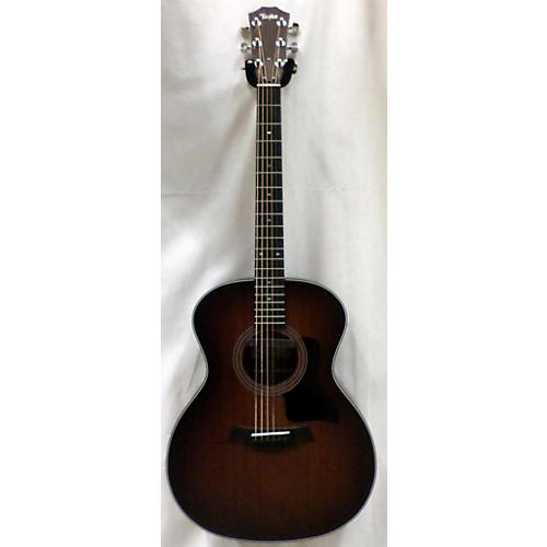 Taylor 324 W/fishman Neo Acoustic Electric Guitar