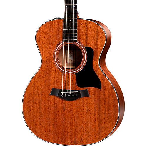 Taylor 324e Mahogany Top Grand Auditorium Acoustic-Electric Guitar