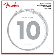 Fender 3250R Nickel-Plated Steel Bullet-End Electric Guitar Strings -