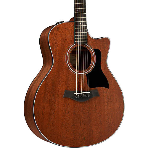 Taylor 326ce Grand Symphony Cutaway Acoustic-Electric Guitar-thumbnail