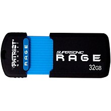 Patriot 32GB Supersonic Rage XT USB 3.0 Flash Drive