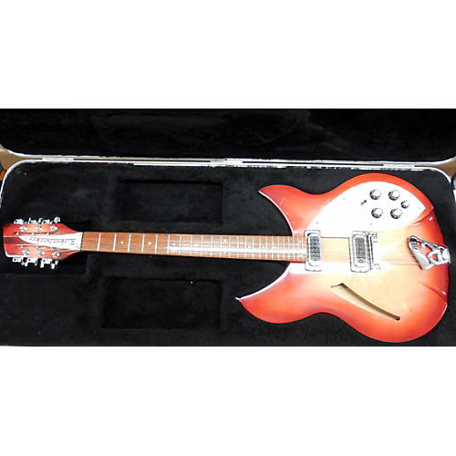 Rickenbacker 330/12 Hollow Body Electric Guitar