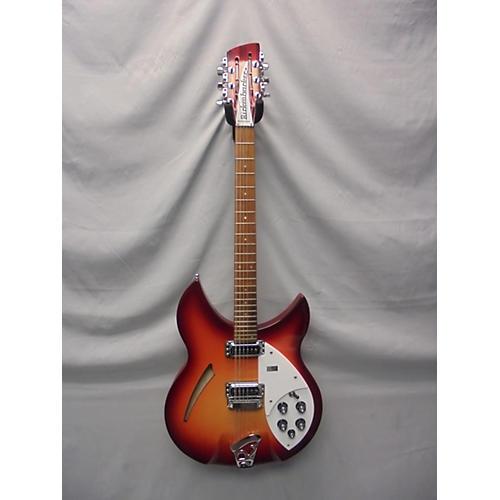 Rickenbacker 330/12 Hollow Body Electric Guitar-thumbnail
