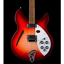 Rickenbacker 330 Electric Guitar Level 1 Fireglo
