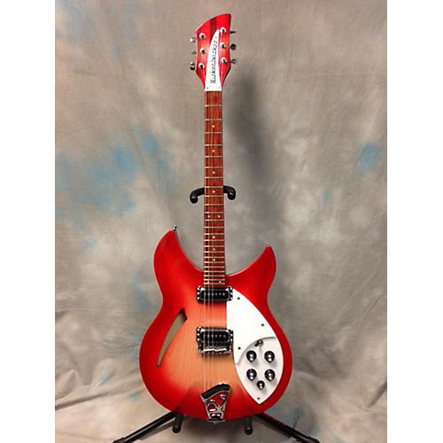 Rickenbacker 330 Fireglo Hollow Body Electric Guitar