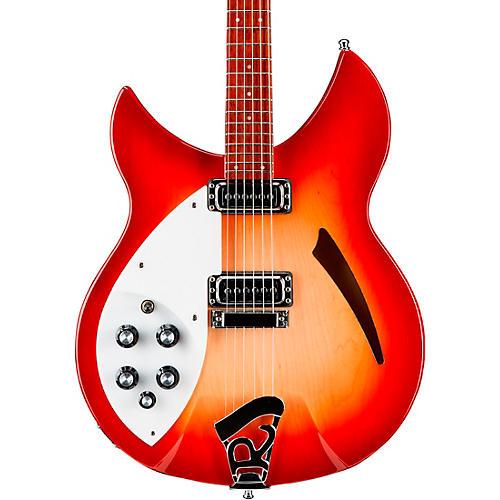 Rickenbacker 330 Left-Handed Electric Guitar-thumbnail