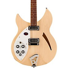 330 Left-Handed Electric Guitar Mapleglo
