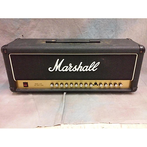 used marshall 3315 150w lead solid state guitar amp head guitar center. Black Bedroom Furniture Sets. Home Design Ideas