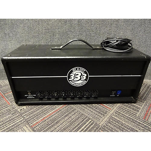 Jet City Amplification 333 Soldano Designed 50 Watt Head Tube Guitar Amp Head