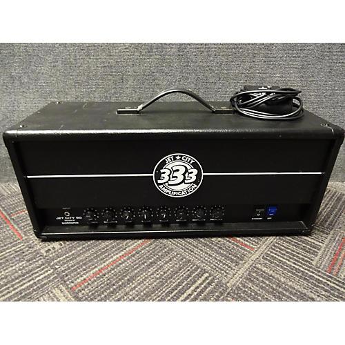 Jet City Amplification 333 Soldano Designed 50 Watt Head Tube Guitar Amp Head-thumbnail