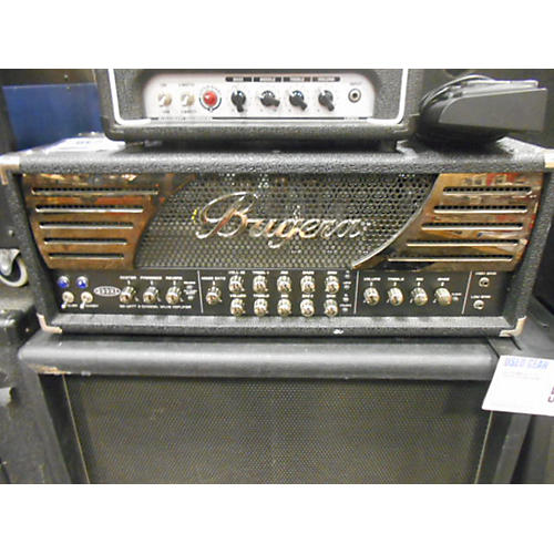 Bugera 333XL Infinium 120W 3-Channel Tube Guitar Amp Head-thumbnail