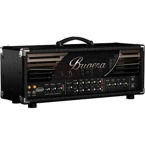 Bugera 333XL Infinium 120W Tube Guitar Amplifier Head-thumbnail