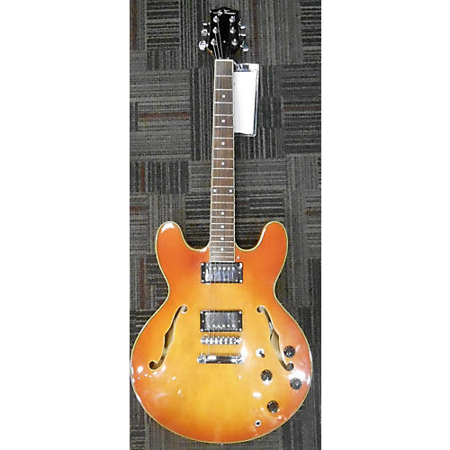 Jay Turser 335 Style Hollow Body Electric Guitar-thumbnail