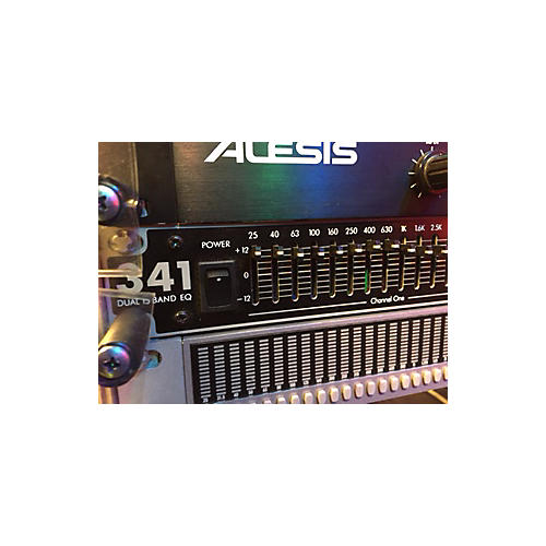 Art 341 Dual Channel 15-Band Equalizer-thumbnail