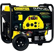 Champion Power Equipment 3420/4275 Watt LPG 3800/4750Watt Gas Dual Fuel Electric Start Generator