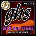 GHS 350 Silk and Steel Medium Acoustic Guitar Strings  Thumbnail