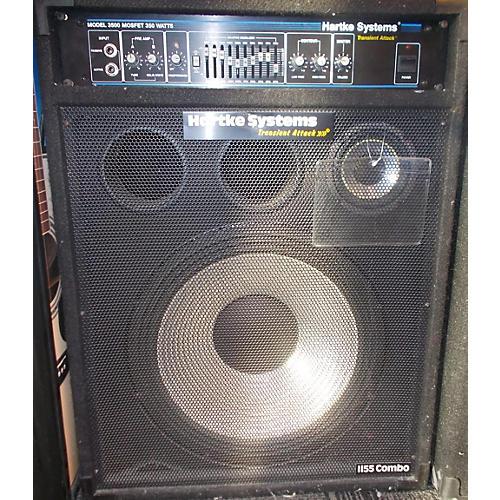 Hartke 3500 1115 Bass Combo Amp