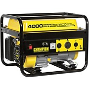 Champion Power Equipment 3500/4000 Watt Portable Gas-Powered Generator